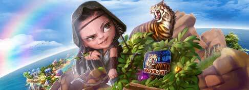 Razortooth hos CasinoHeroes
