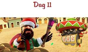 Santa Gonzo dag 11