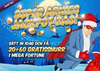 Super Arnie den 12 december