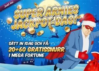 Super Arnie den 12 december