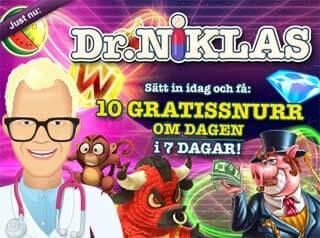 Dr Niklas den 11 januari 2016