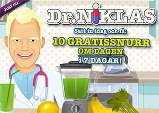 Dr Niklas den 4 januari