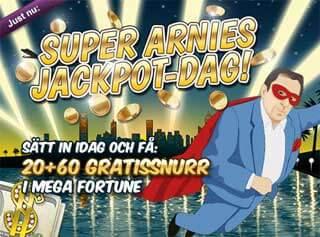 Super Arnie den 24 januari
