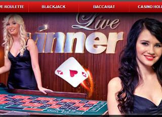 winner casino live