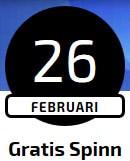 26 februari