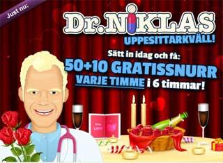 Dr Niklas den 12:e februari