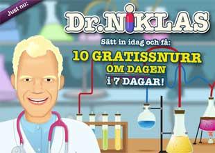 Dr Niklas den 29 feb