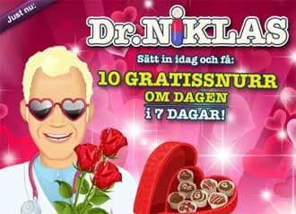 Dr Niklas den 8:e februari