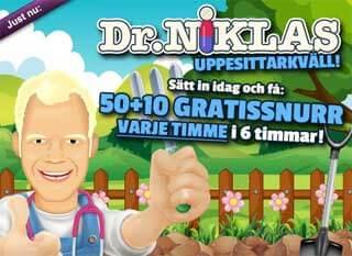Dr Niklas den 4 mars