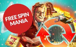 Free spin Mania