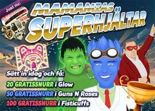 Mamamias superhjältar den 3 mars