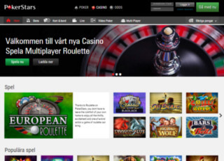 pokerstars start
