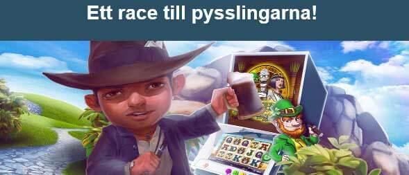 Ett race till pysslingarna