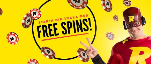 casino rizk free spins