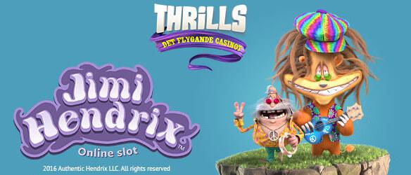 thrills casino jimi hendrix