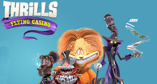 thrills casino 50 spins