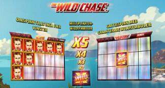 wild chase casumo