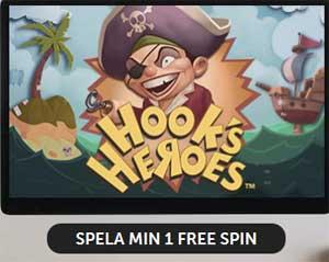 Hooks Heroes 24hbet