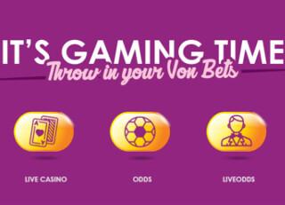 vonbets casino urval