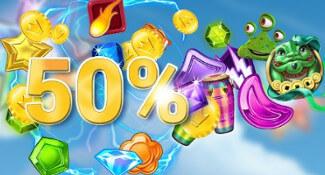 yako casino onsdags special