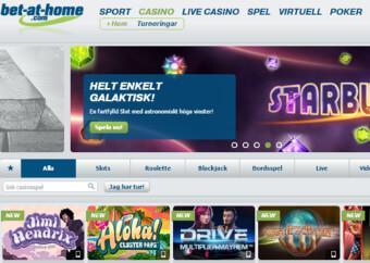 bet-at-home casino startsida