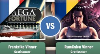 cherry casino frankrike vs rumänien