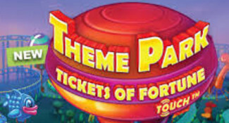 buzzslots theme park tickets of fortune