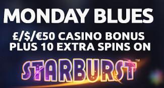 diamond 7 casino måndag