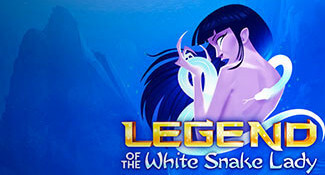 svea casino white snake lady