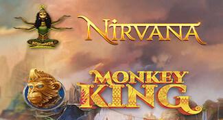 sveacasino NRVNA Monkey King hitspins