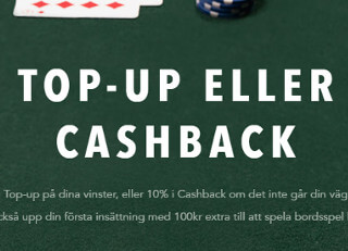 codeta casino top up cashback