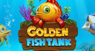 casino room golden fish tank