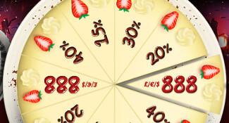 888 casino tårta
