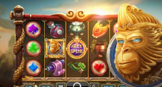 cherry casino monkey king