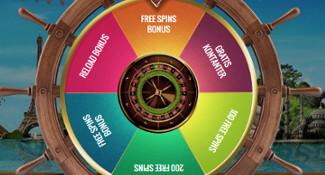 casino cruise bonushjul