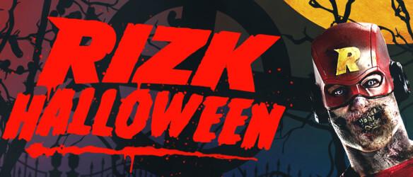 Rizk Online Casino Progressiva Halloween Jackpott