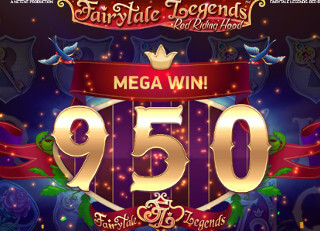 fairytale legends big win