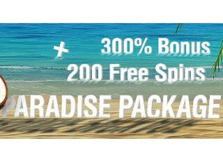 paradisewin casino bonus
