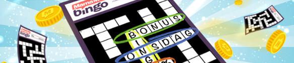 mamamia bingo bonus