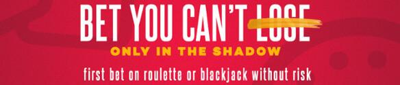 shadowbet blackjack cashback