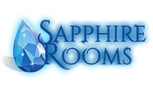 SapphireRooms logo