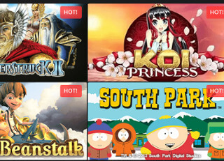 golden star casino slots