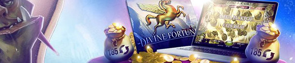casino heroes race divine fortune