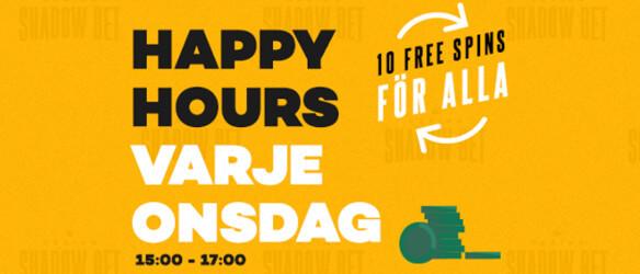 shadowbet happy hours