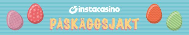 instacasino påsk 2017 exklusiv kampanj