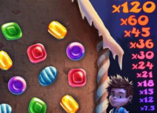 fairytale legends hans och greta candy house