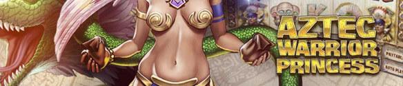 betsafe aztec warrior princess