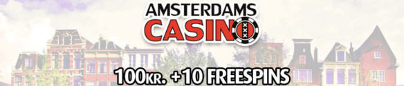 amsterdams casino bonus