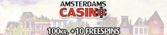 amsterdams casino bonus
