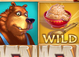 goldilocks and the wild bears bonus